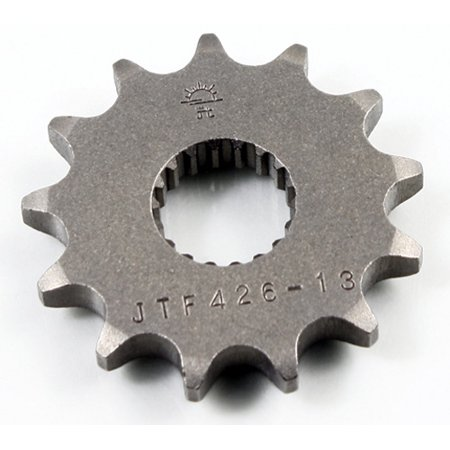 Teeth Sprocket - Jt Sprocket JTF426.13  Jt Steel Front Sprocket 13 Tooth