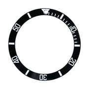 OTVIAP 4Colors Watch Wristwatch Plastic Material Loop Bezel Insert Ring Replacement Part, Watch Bezel, Wristwatch Insert Ring