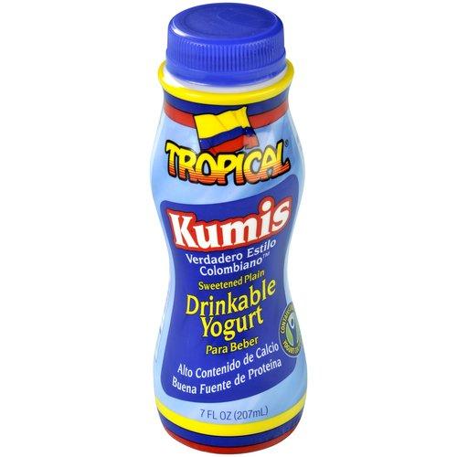 Tropical Kumis Drinkable Yogurt, 7 fl oz