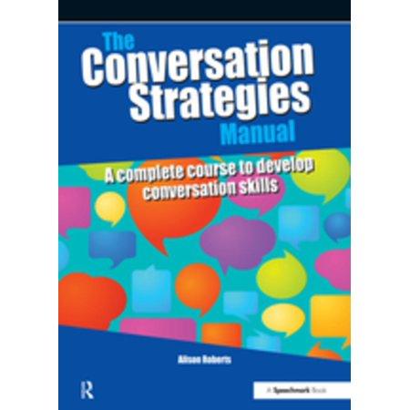 - The Conversation Strategies Manual - eBook