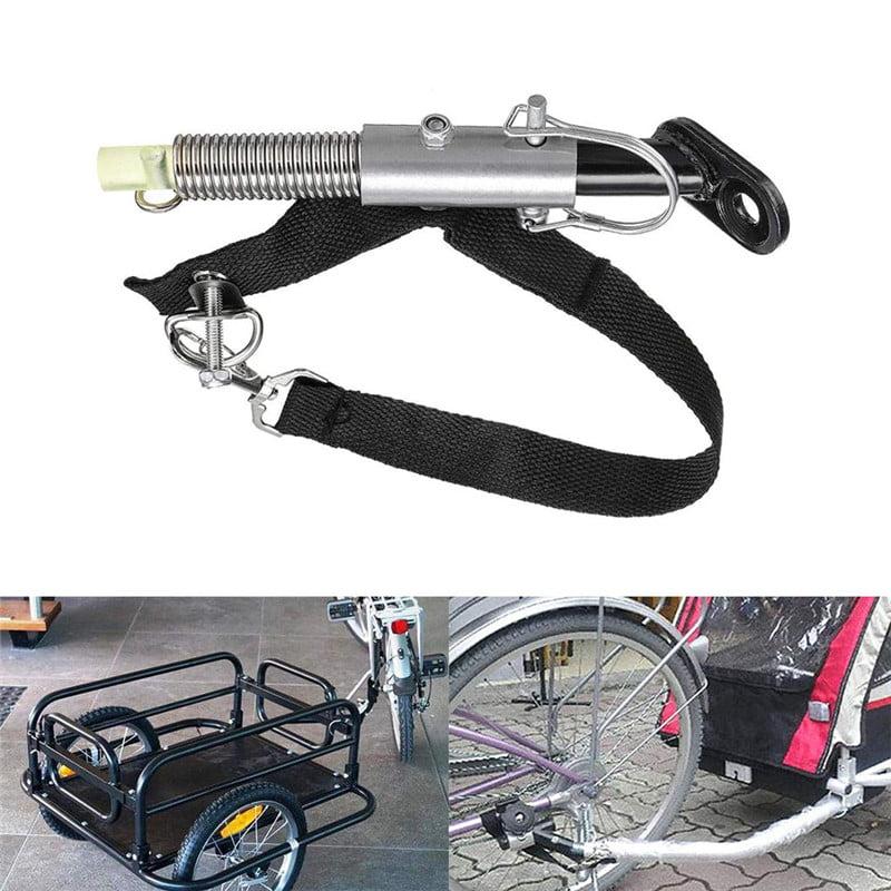 Bike Trailer Hitch Functional Bike Adapter Attachment Steel Linker for Truck