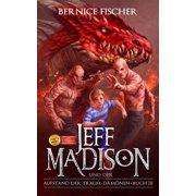 Jeff Madison und der Aufstand der Traum-Dämonen - eBook