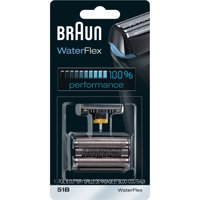 Braun Shaver Replacement Part 51 B Black - Compatible with Series 5 shavers