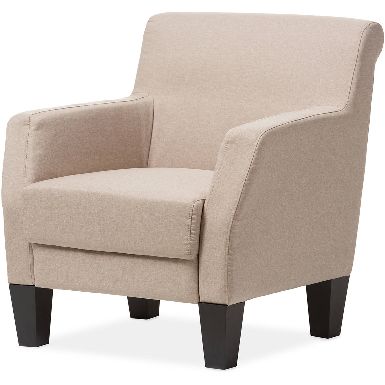Baxton Studio Silhouettes Club Chair by Wholesale Interiors