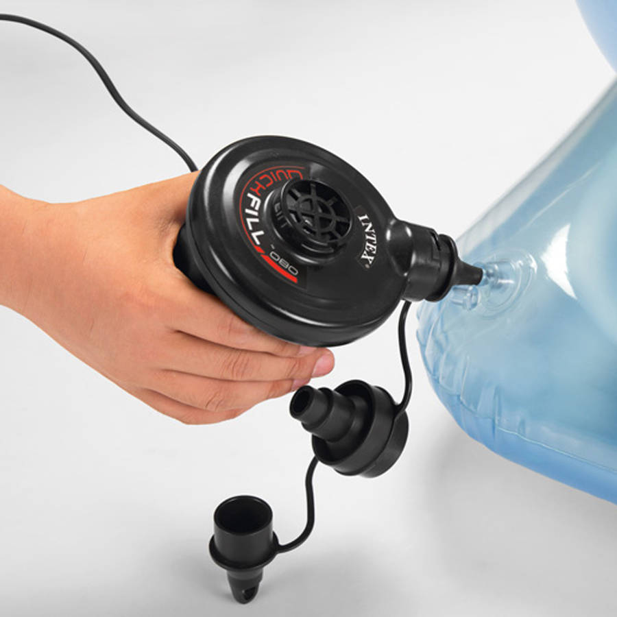 Intex 12 Volt Quick-Fill Electric Pump