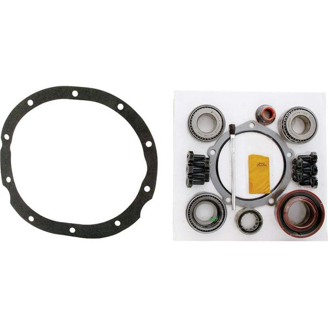 Allstar Performance ALL68510 9 in. & 2.89 in. Ring & Pinion Bearing Kit with Solid Spacer for Ford - image 1 of 1