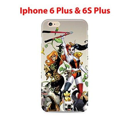 Ganma Harley Quinn Case For Iphone 6 Plus / Case For Iphone 6s Plus 5.5in Hard Case Cover (Harley Quinn Phone Wallpaper)