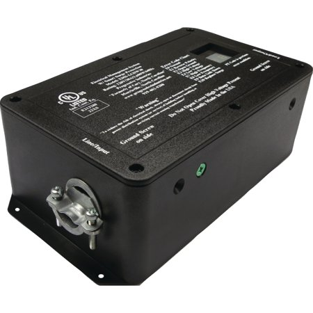 Progressive Industries EMSLCHW30 30A 120V Hardwired RV Surge & Electrical Protector with Integrated Display ()