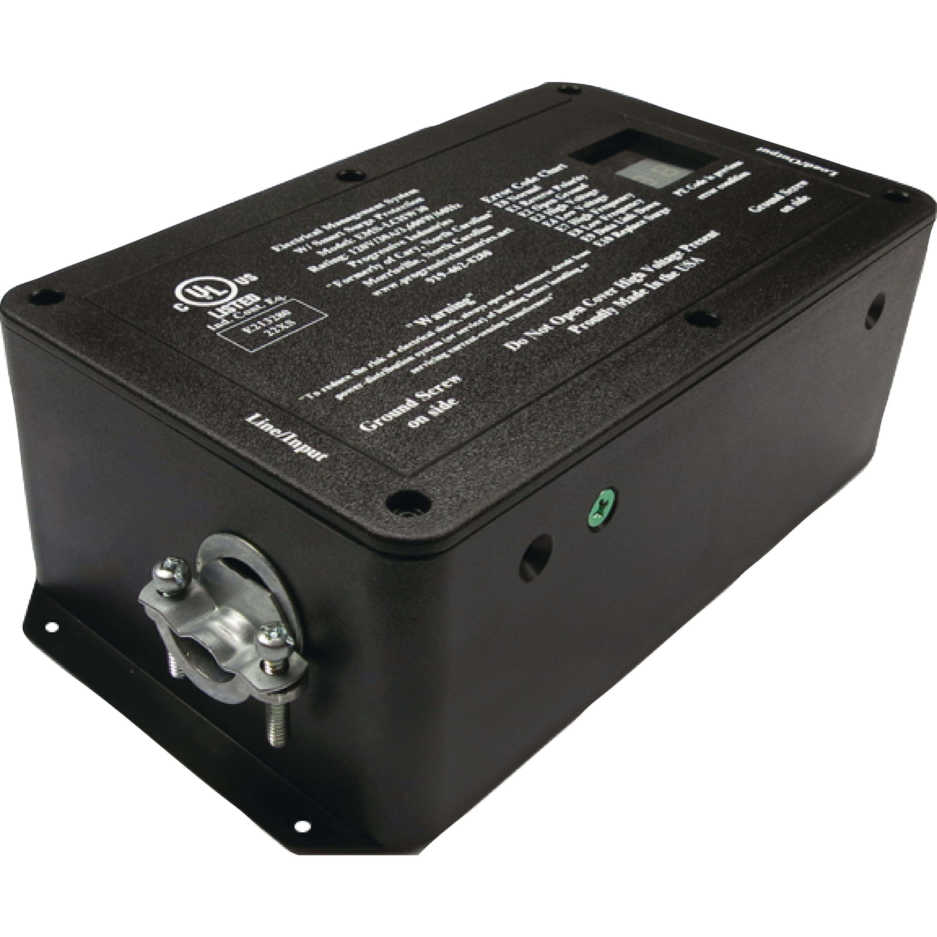 Progressive Industries EMSLCHW30 30A 120V Hardwired RV Surge & Electrical Protector with Integrated Display