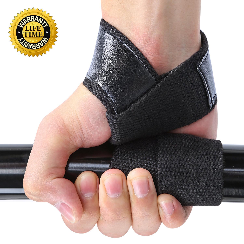 Top Gym Weight Lifting Straps/'VINTAGE/'Lifting Training Gym Straps Hand Bar Wrist