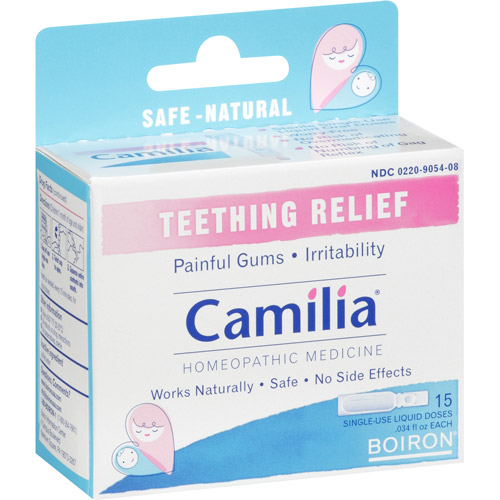 Camilia Homeopathic Remedy Teething Relief, 15ct