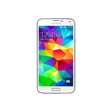 Samsung Galaxy S5 SM-G900A AT&T UNLOCKED 16GB LTE Black in Open Box (Certified (Samsung Galaxy S5 Sm G900t 16gb T Mobile)