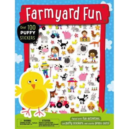 Funky Farmyard Activity (Farmyard Fun)