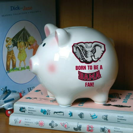 NCAA - Born to Be LSU Tigers Fan Piggy Bank