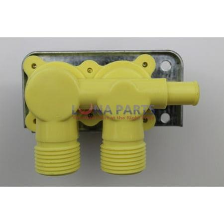 Water Inlet Valve for Whirlpool Kenmore Washer Washing Machine 358277
