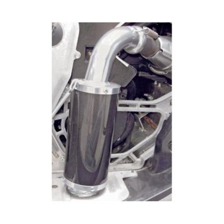 Straightline Performance 134-163 Lightweight Carbon Silencer