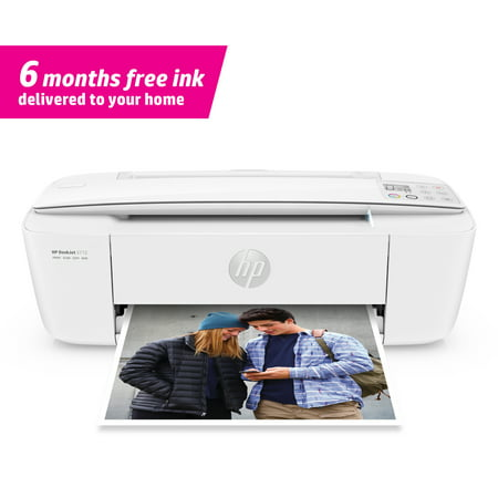 HP DeskJet 3772 All-in-One Wireless Color Inkjet Printer - Instant Ink Ready