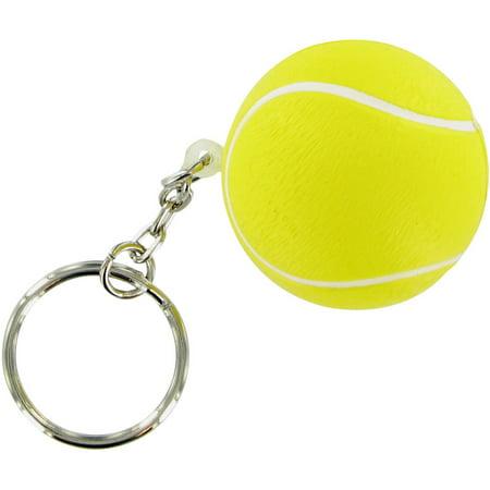 Tennis Ball Keychain - Soccer Ball Keychains
