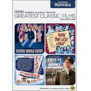 TCM Greatest Classic Films Collection: Wartime Musicals Yankee Doodle Dandy   This Is The Army   Thank Your Lucky Stars ... by