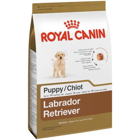 Royal Canin Labrador Retriever Puppy Dry Dog Food, 30 lb
