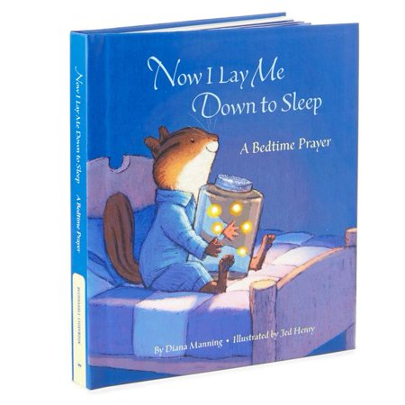 Now I Lay Me Down To Sleep Storybook (Best Way To Lay Down With Hemorrhoids)