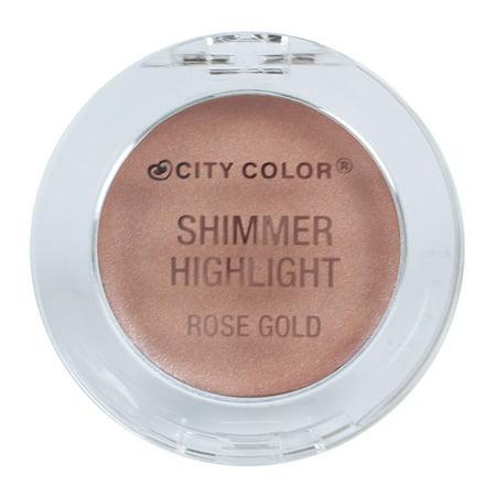 Shimmer Highlight - Rose Gold
