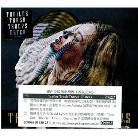 Trailer Trash Tracys - Ester [CD] (Halloween Trailer Trash)
