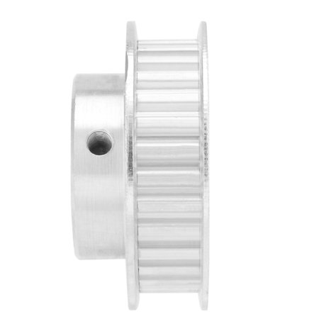 Aluminum XL 30 Teeth 5mm Bore Timing Idler Pulley Synchronous Wheel - image 4 of 6