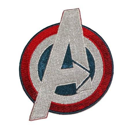Application The Avengers 2 Movie Age of Ultron Captain America A Patch Novelty 3