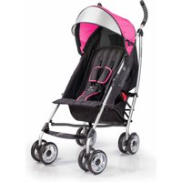 Summer Infant 3Dlite Convenience Stroller (Hibiscus Pink)