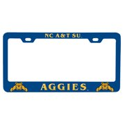 North Carolina A&T State Aggies License Plate Frame