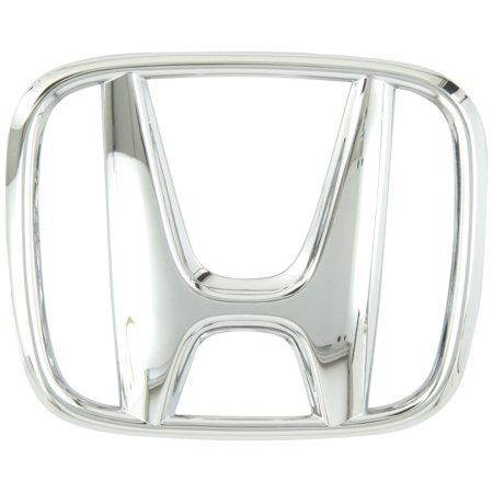 Honda 75700-S9A-G00 Front Grille Emblem Honda Accord Sedan (Front Grille Emblem)