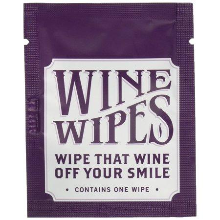 Wine Wipes Single Packs (12 Individual Pack), 2