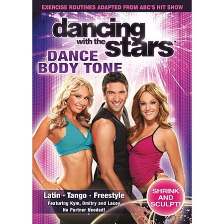 Dancing with the Stars: Dance Body Tone DVD (2017 Dancing With The Stars Halloween)