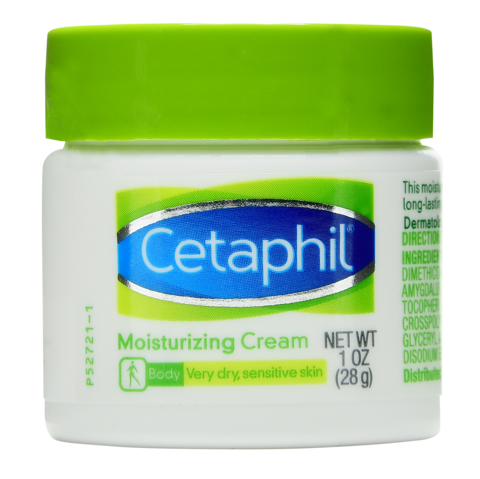 Cetaphil Moisturizing Cream, 1 Oz