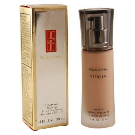 - Elizabeth Arden Intervene Makeup Broad Spectrum Sunscreen SPF 15 - 1 FL. OZ 30ml (Soft Cameo 06)