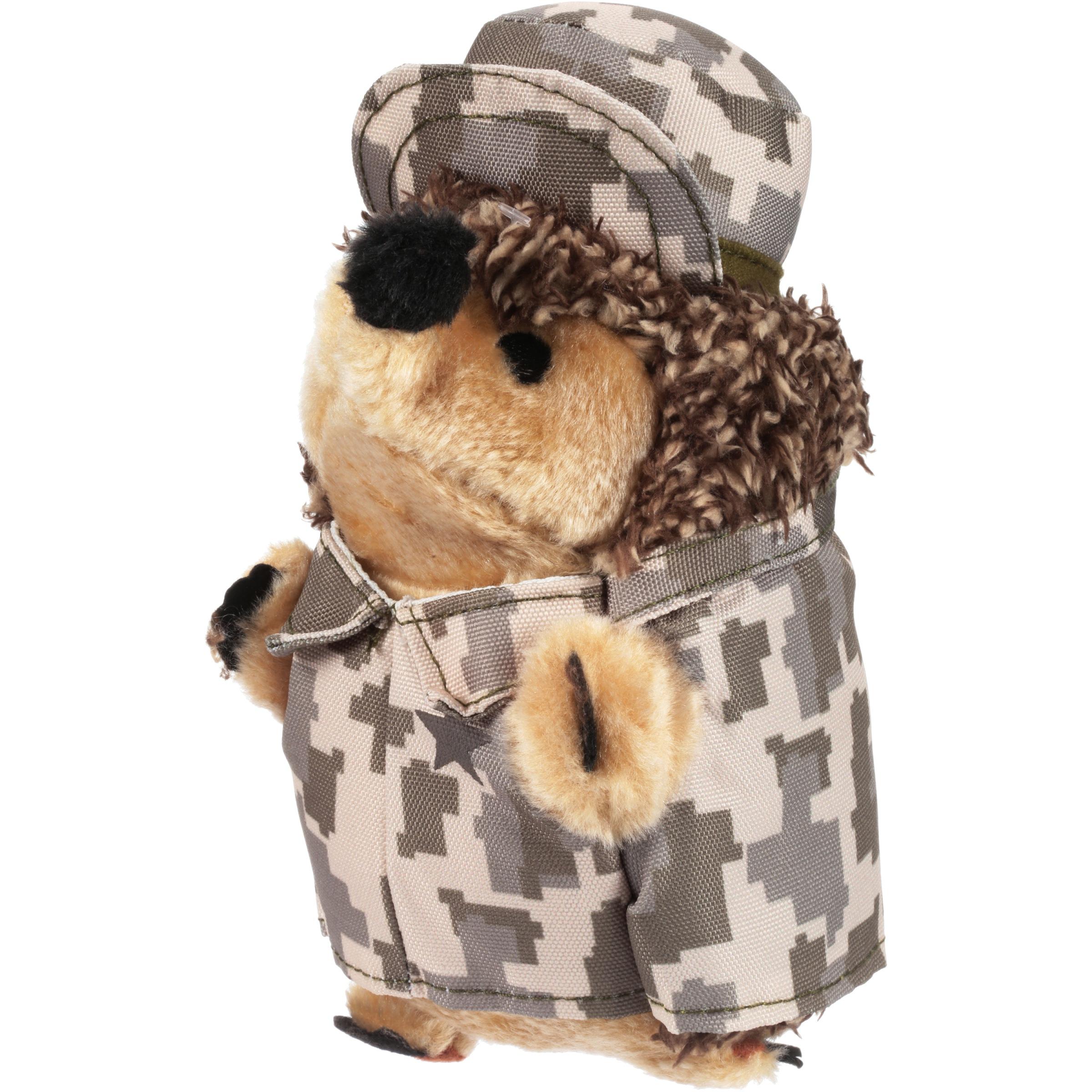 Zoobilee™ Heggies Army Plush Pet Toy