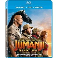 Jumanji: The Next Level (Blu-ray + DVD + Digital Copy)