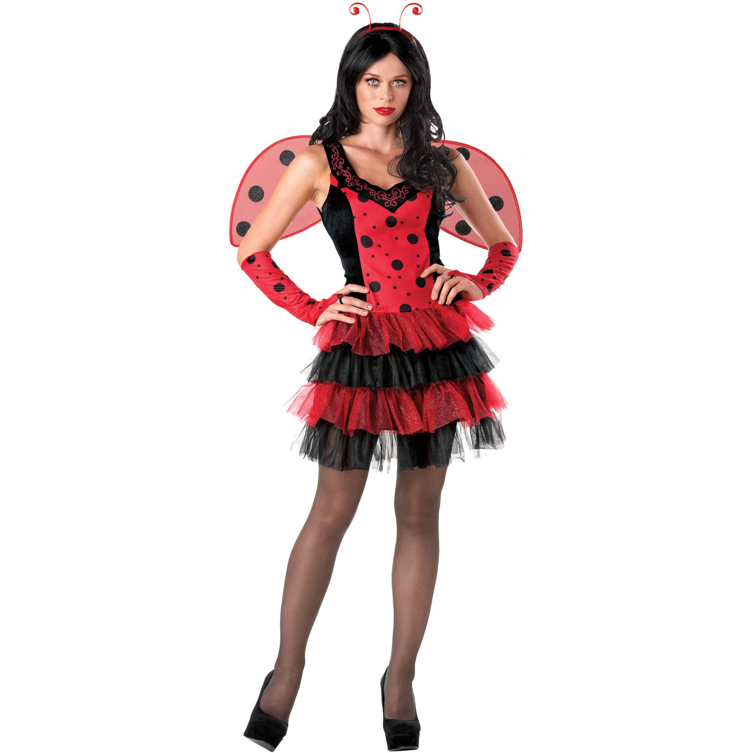 Costume adult bug lady