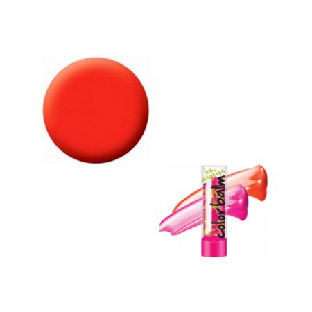 LA GIRL Color Lip Balm - Rome Red