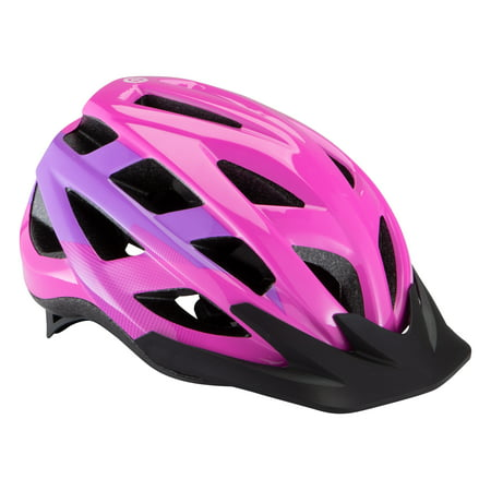 Schwinn Breeze Child Bicycle Helmet, ages 3 to 7, purple, pink, bicycling Bike Helmet Replacement