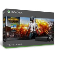 Microsoft Xbox One X 1TB Playerunknown's Battlegrounds Console Bundle + Madden NFL 19