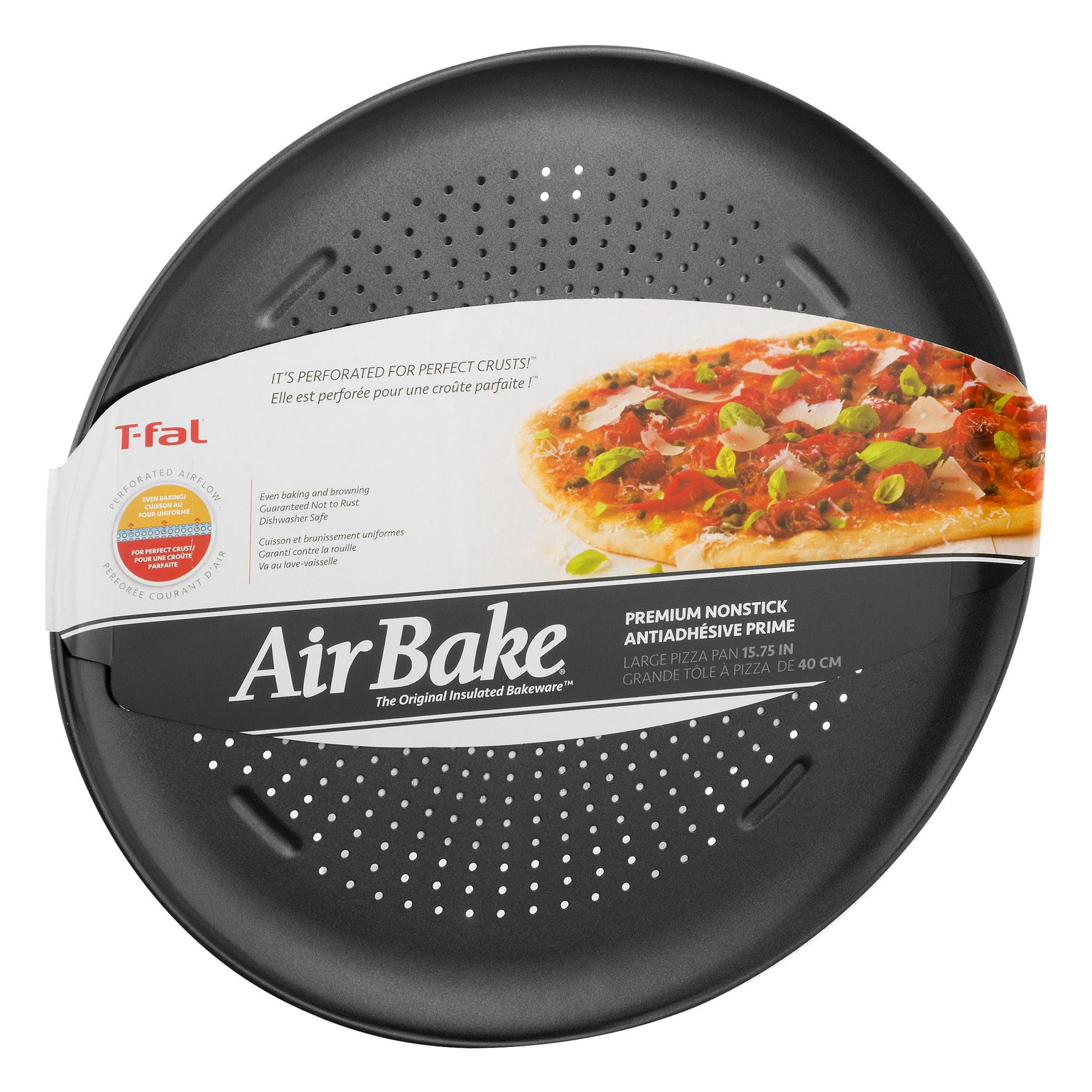 T Fal Airbake Non Stick Pizza Pan 15 75 Walmart Com Walmart Com