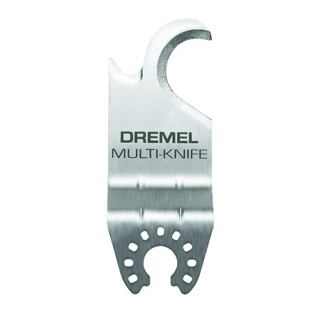 MM430 Multi Knife Oscillating Tool Accessory, First blade in the market designed to cut carpet, vinyl, boxes, shingles, foam, insulation and plastic By Dremel