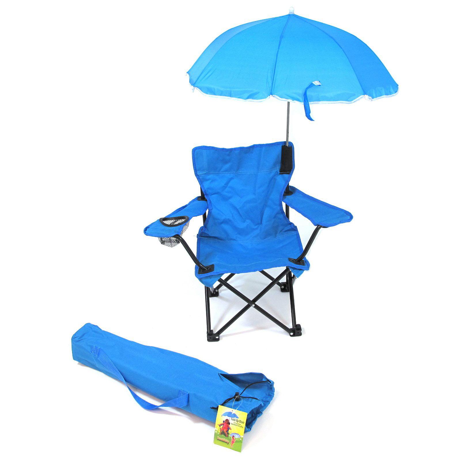 Beach Baby Kids Camp Chair With Umbrella   Walmart.com