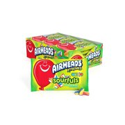 Airheads Xtremes Sourfuls Candy Bag, Rainbow Berry, Party, Non Melting, Valentines Day Gifts, Bulk, 2 ounces (Bulk Pack of 18)