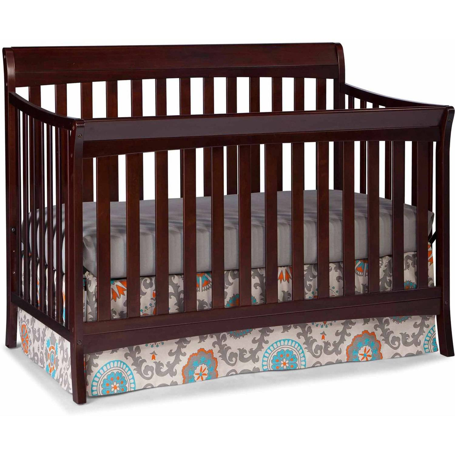 stork craft convertible cribs crib tuscany natural stor black tuscanystagesfullbed images storkcraft in gallery