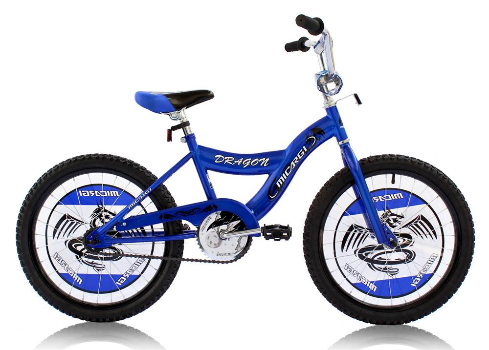 20 in. Bicycle in Blue by MBI Sport