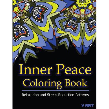 Inner Peace Coloring Book Coloring Books For Adults