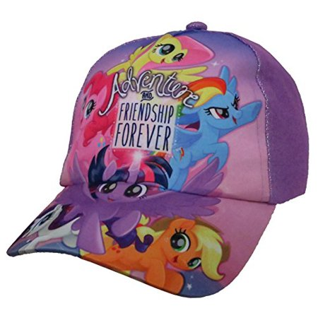 My Little Pony Girls' Rainbow Dash Baseball Cap - My Little Pony Hat